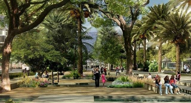 Meridia Cours des universités © EPA - Devillers & Associés