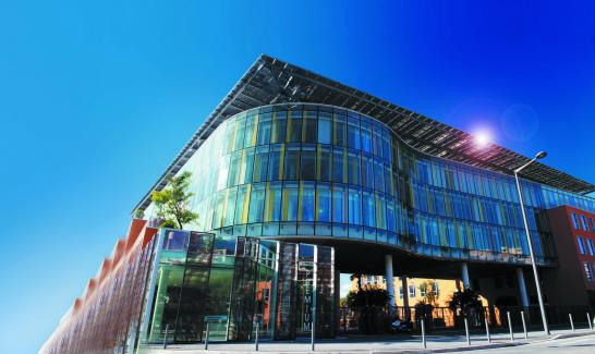 The building Nice Premium - ©Métropole NCA - Eric Boizet