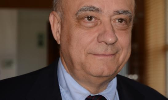 Christian Tordo, Président du CA de l'EPA Éco-Vallée