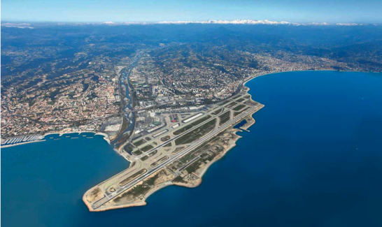 Nice Côte d'Azur  Airport