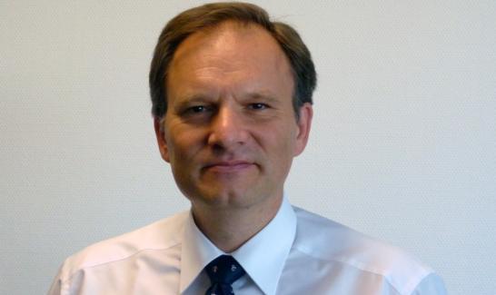Pascal Gauthier, directeur général de l'EPA de la plaine du Var